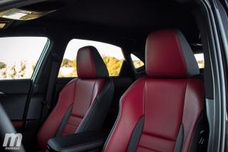 Lexus CT 200h y NX 300h 2018 Foto 48