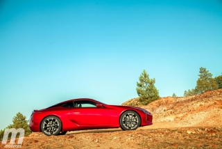 Fotos Lexus LC 500 Sport + - Foto 3