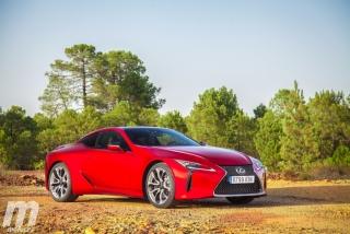 Fotos Lexus LC 500 Sport + - Foto 1