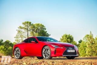 Fotos Lexus LC 500 Sport + - Foto 6