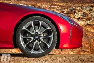Fotos Lexus LC 500 Sport + - Foto 4