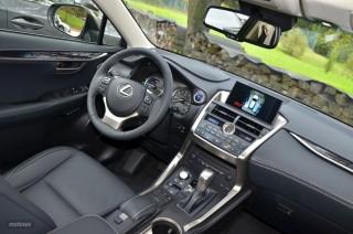 Fotos Lexus NX 300h, presentación Foto 3