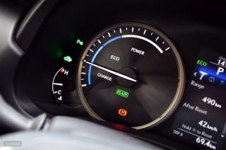 Fotos Lexus NX 300h, presentación Foto 4