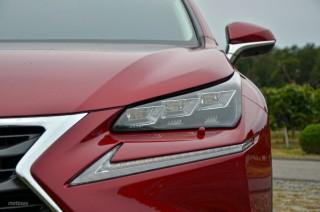 Fotos Lexus NX 300h, presentación Foto 5