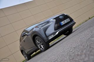 Fotos Lexus NX 300h, presentación Foto 11