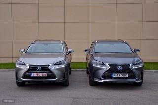 Fotos Lexus NX 300h, presentación Foto 15