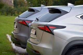Fotos Lexus NX 300h, presentación Foto 17