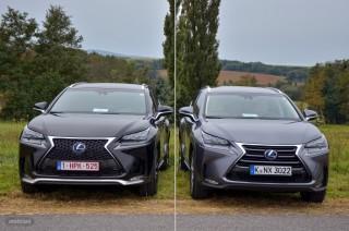 Fotos Lexus NX 300h, presentación Foto 18