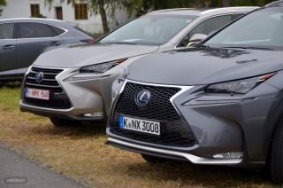 Fotos Lexus NX 300h, presentación Foto 19
