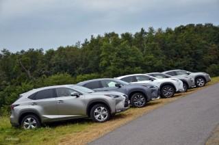 Fotos Lexus NX 300h, presentación Foto 20