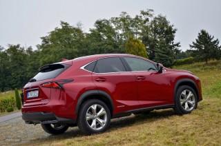Fotos Lexus NX 300h, presentación Foto 28