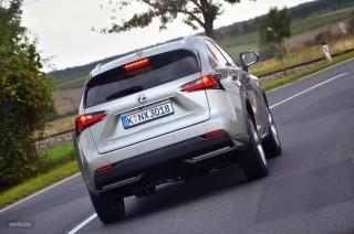 Fotos Lexus NX 300h, presentación Foto 36