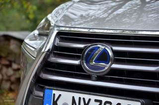 Fotos Lexus NX 300h, presentación Foto 40