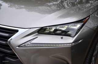Fotos Lexus NX 300h, presentación Foto 42