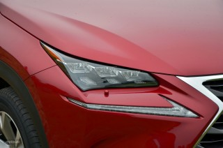 Fotos Lexus NX 300h, presentación Foto 44