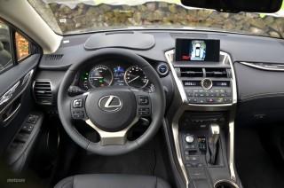 Fotos Lexus NX 300h, presentación Foto 56