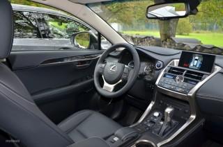 Fotos Lexus NX 300h, presentación Foto 57