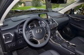 Fotos Lexus NX 300h, presentación Foto 59