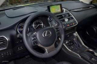 Fotos Lexus NX 300h, presentación Foto 60