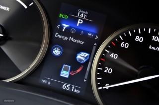 Fotos Lexus NX 300h, presentación Foto 66