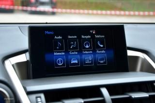 Fotos Lexus NX 300h, presentación Foto 71