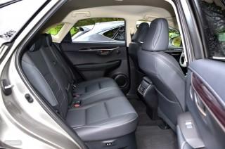 Fotos Lexus NX 300h, presentación Foto 85