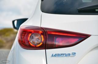 Mazda3 2.2 Skyactiv-D 150 AT, prueba Foto 3