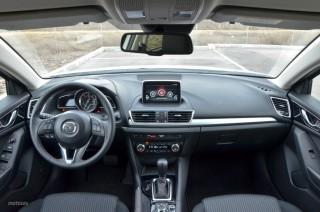 Mazda3 2.2 Skyactiv-D 150 AT, prueba Foto 4