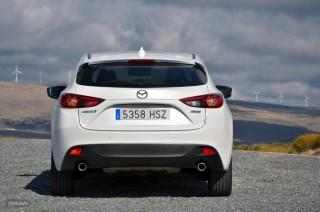 Mazda3 2.2 Skyactiv-D 150 AT, prueba Foto 6