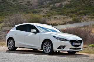 Mazda3 2.2 Skyactiv-D 150 AT, prueba Foto 8