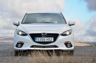 Mazda3 2.2 Skyactiv-D 150 AT, prueba Foto 13