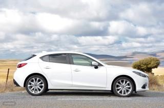 Mazda3 2.2 Skyactiv-D 150 AT, prueba Foto 14