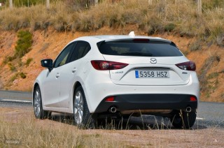 Mazda3 2.2 Skyactiv-D 150 AT, prueba Foto 17