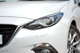 Mazda3 2.2 Skyactiv-D 150 AT, prueba Foto 22