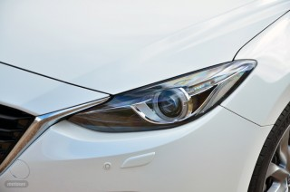 Mazda3 2.2 Skyactiv-D 150 AT, prueba Foto 23