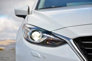 Mazda3 2.2 Skyactiv-D 150 AT, prueba Foto 24