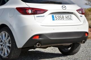 Mazda3 2.2 Skyactiv-D 150 AT, prueba Foto 25