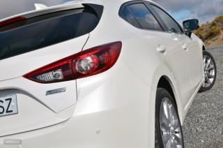 Mazda3 2.2 Skyactiv-D 150 AT, prueba Foto 26