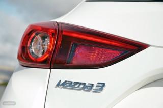 Mazda3 2.2 Skyactiv-D 150 AT, prueba Foto 27