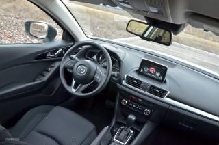 Mazda3 2.2 Skyactiv-D 150 AT, prueba Foto 36