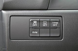 Mazda3 2.2 Skyactiv-D 150 AT, prueba Foto 45