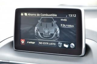 Mazda3 2.2 Skyactiv-D 150 AT, prueba Foto 49