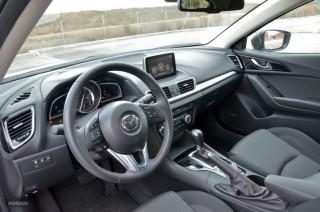 Mazda3 2.2 Skyactiv-D 150 AT, prueba Foto 37