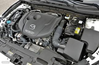 Mazda3 2.2 Skyactiv-D 150 AT, prueba Foto 55