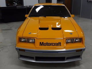 Foto 2 - McLaren M81 Ford Mustang Prototipo #001