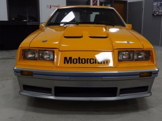 Foto 3 - McLaren M81 Ford Mustang Prototipo #001
