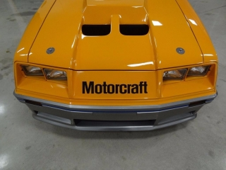 McLaren M81 Ford Mustang Prototipo #001 Foto 7