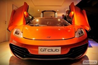 McLaren MP4 12C - Presentación GT-Club - Miniatura 18