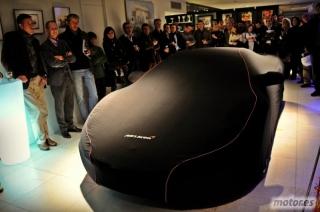 McLaren MP4 12C - Presentación GT-Club - Miniatura 2