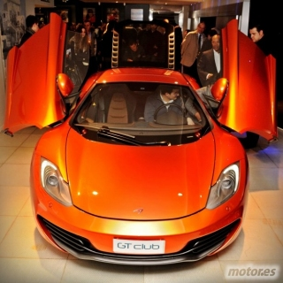 McLaren MP4 12C - Presentación GT-Club - Miniatura 21